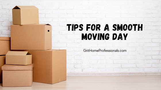 When you sell your real estate in Lake Havasu and must move on to your new property, consider these tips to make moving day a much smoother process.